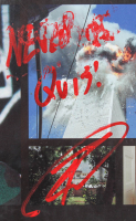 """Robert O'Neill Signed """"Life"""" Hard Cover Book Inscribed """"Never Quit!"""" (PSA COA) at PristineAuction.com"""