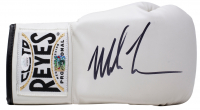 Mike Tyson Signed Cleto Reyes Boxing Glove (Fiterman Sports Hologram & JSA COA) at PristineAuction.com