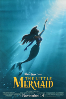 """The Little Mermaid"" 27x40 Original Movie Poster at PristineAuction.com"
