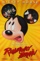 """Runaway Brain"" 27x40 Original Movie Poster at PristineAuction.com"