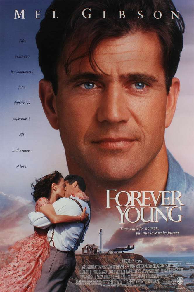 """""""Forever Young"""" 27x40 Original Movie Poster at PristineAuction.com"""