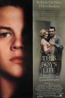 """This Boy's Life"" 27x40 Original Movie Poster at PristineAuction.com"