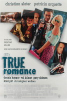 """True Romance"" 27x40 Original Movie Poster at PristineAuction.com"