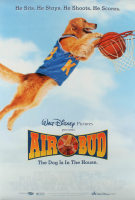 """Air Bud"" 27x40 Original Movie Poster at PristineAuction.com"