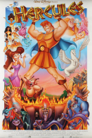 """Hercules"" 27x40 Original Movie Poster at PristineAuction.com"