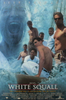 """White Squall"" 27x40 Movie Poster at PristineAuction.com"