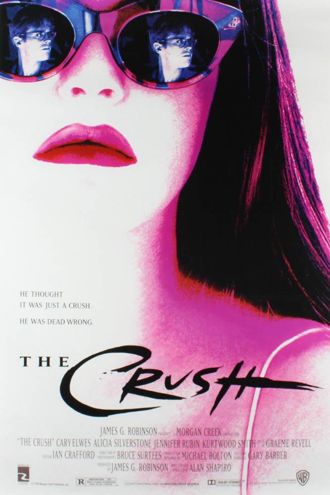 """The Crush"" 27x40 Original Movie Poster at PristineAuction.com"
