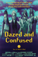 """Dazed and Confused"" 27x40 Original Movie Poster at PristineAuction.com"