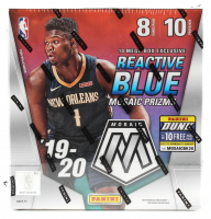 2019/20 Panini Mosaic Basketball Mega Box of (80) Cards at PristineAuction.com