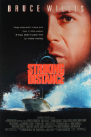 """Striking Distance"" 27x40 Original Movie Poster at PristineAuction.com"