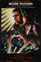 """Blade Runner"" 27x40 Original Movie Poster at PristineAuction.com"