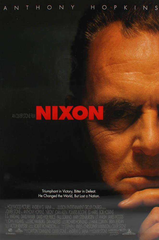 """Nixon"" 27x40 Movie Poster at PristineAuction.com"