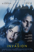"""""""The Invasion"""" 27x40 Movie Poster at PristineAuction.com"""