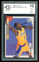 Kobe Bryant 1996-97 Ultra #266 RE (BCCG 10) at PristineAuction.com