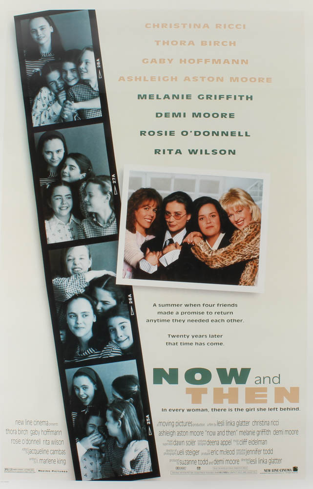 """""""Now and Then"""" 27x40 Movie Poster at PristineAuction.com"""