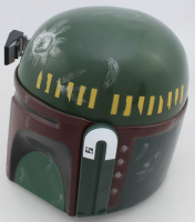 "Jeremy Bulloch Signed ""Star Wars"" Boba Fett Full-Size Collector's Edition Helmet Inscribed ""Boba Fett"" (Radtke COA) at PristineAuction.com"
