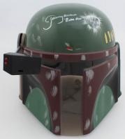 "Jeremy Bulloch Signed ""Star Wars"" Boba Fett Full-Size Collector's Edition Helmet Inscribed ""Boba Fett"" (Radtke COA) at PristineAuction.com"