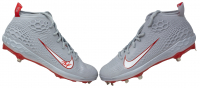 Pair of (2) Mike Trout Signed Nike Baseball Cleats (MLB Hologram) at PristineAuction.com