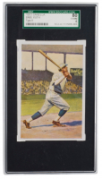 1933 Babe Ruth Sanella Baseball Card #83 Type 2 (SGC 6) at PristineAuction.com