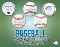 Schwartz Sports Baseball Award Winner Baseball Mystery Box - Series 10 (Limited to 75) at PristineAuction.com