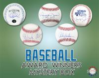 Schwartz Sports Baseball Award Winner Baseball Mystery Box - Series 10 (Limited to 75) at PristineAuction.com