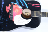 "Ozzy Osbourne Signed Black Sabbath 40"" Acoustic Guitar (PSA COA) at PristineAuction.com"