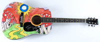"Warren Haynes & Derek Trucks Signed Allman Brothers Band 40"" Acoustic Guitar (PSA LOA) at PristineAuction.com"
