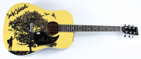 "Jack Johnson Signed 40"" Acoustic Guitar (PSA LOA) at PristineAuction.com"