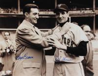 Ralph Branca & Bobby Thomson Signed 16x20 Photo (JSA COA) at PristineAuction.com