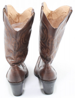 Taylor Swift Signed Cowboy Boot (Beckett LOA) at PristineAuction.com