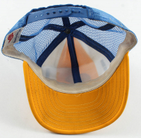 """Junior Seau Signed Vintage Chargers Logo Hat Inscribed """"Say-Ow"""" & """"-93-"""" (Beckett LOA) at PristineAuction.com"""