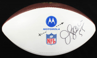 Junior Seau Signed NFL Football Ball (Beckett LOA) at PristineAuction.com