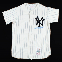 Phil Rizzuto Signed Yankees Jersey (JSA COA) at PristineAuction.com