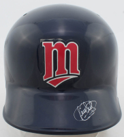 Kirby Puckett Signed Twins Authentic Full-Size Batting Helmet (Beckett COA) at PristineAuction.com