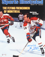 "Guy Lafleur Signed Canadiens 11x14 Photo Inscribed ""Best Wishes"" (PSA Hologram) at PristineAuction.com"
