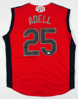 Jo Adell Signed 2019 All-Star Futures Game Jersey (JSA COA) at PristineAuction.com
