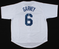 "Steve Garvey Signed Jersey Inscribed ""1974 NL MVP"" (Beckett COA) at PristineAuction.com"