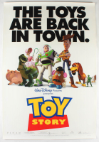 """Toy Story"" 27x40 Original Movie Poster at PristineAuction.com"