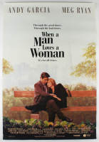 """When a Man Loves a Woman"" 27x40 Original Movie Poster at PristineAuction.com"