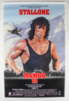 """Rambo III"" 27x40 Original Movie Poster at PristineAuction.com"
