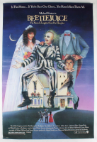 """Beetlejuice"" 27x40 Original Movie Poster at PristineAuction.com"