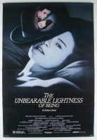 """""""The Unbearable Lightness of Being"""" 27x40 Original Movie Poster at PristineAuction.com"""