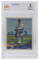 Lefty Grove 1934 Goudey #19 (BVG 5) at PristineAuction.com
