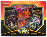 Pokemon Hidden Fates Collection Box / Charizard-GX at PristineAuction.com