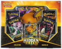 Pokemon Hidden Fates Collection Box / Raichu-GX at PristineAuction.com