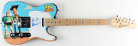 "Randy Newman Signed ""Toy Story"" Full-Size Electric Guitar (JSA COA) at PristineAuction.com"