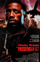 """Passenger 57"" 27x40 Original Movie Poster at PristineAuction.com"