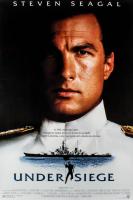 """Under Siege"" 27x40 Original Movie Poster at PristineAuction.com"