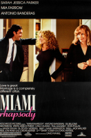"""Miami Rhapsody"" 27x40 Original Movie Poster at PristineAuction.com"