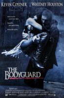 """The Bodyguard"" 27x40 Original Movie Poster at PristineAuction.com"